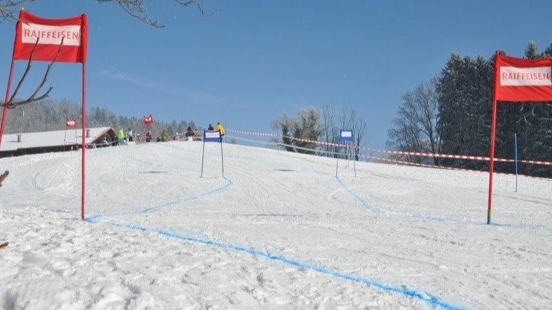 Neuer Schlössli Skilift