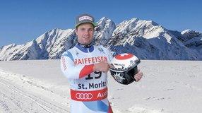 Abfahrtsweltmeister Beat Feuz verlost seinen Helm