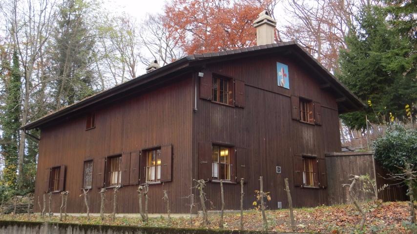 Ein neues Dach für unsere Pfadihütte