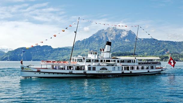 Dampfschiff Stadt Luzern Generalrevision Lokalhelden Ch