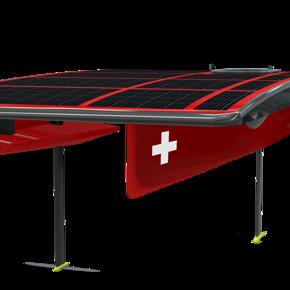 Swiss Solar Boat - Un bateau suisse pour la durabilité