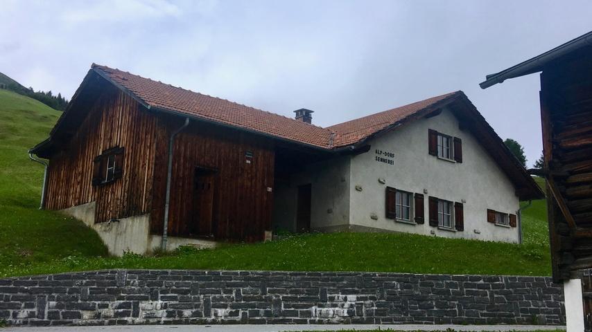 Fundament Tenna Hospiz