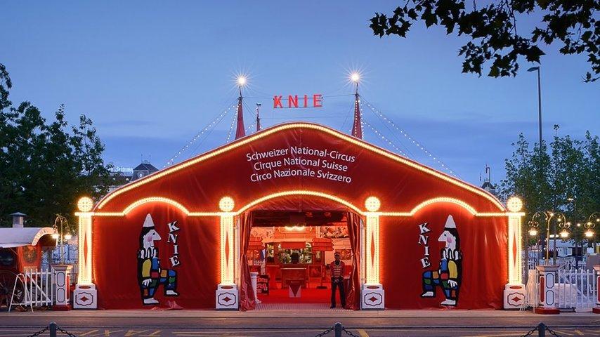 Circus Knie: Schenkt uns ein neues Zirkuszelt zum 100. Geburtstag