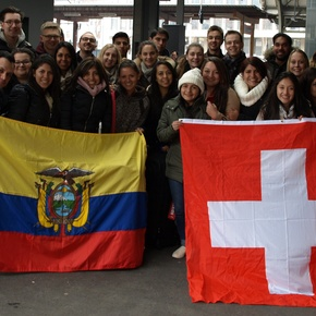 Magellan 2018: Studentisches Austauschprojekt Schweiz-Kolumbien