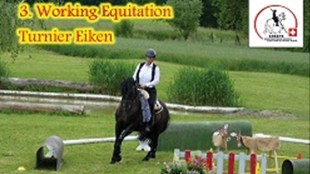 Working Equitation Turnier Eiken