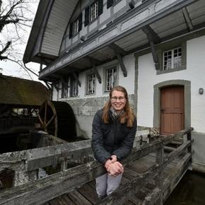Stiftung Kulturmühle Monika Gfeller