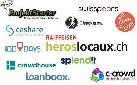 11 plateformes de crowdfunding suisses en comparaison – à ne pas manquer