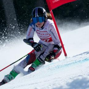 Mein Weg in den Skiweltcup - Michelle Hurni