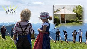 Naturplatz für die Rigischule