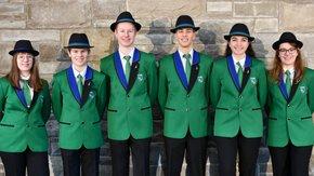Eine neue Uniform für die Jugendmusik Sihltal