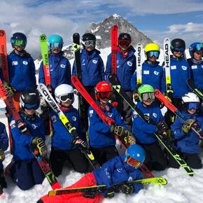 Flimserstein Race Team - neue Team Bekleidung