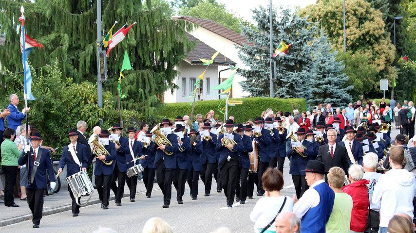 Neuinstrumentierung Brass Band Harmonie Neuenkirch