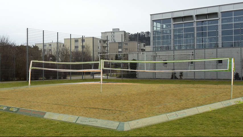 Beach-Volley-Time Flawil