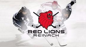 RED LIONS REINACH – Perfektes Eis und Nachwuchs-Trainer