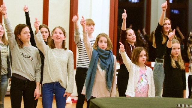 Jugendchor InCantoPlus - ein Chor, der begeistert!
