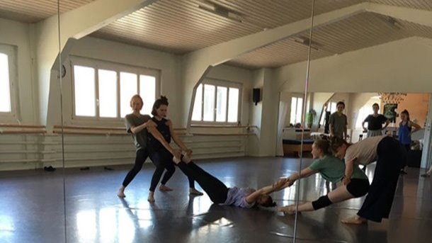 Verein Tanzerei Projekt A