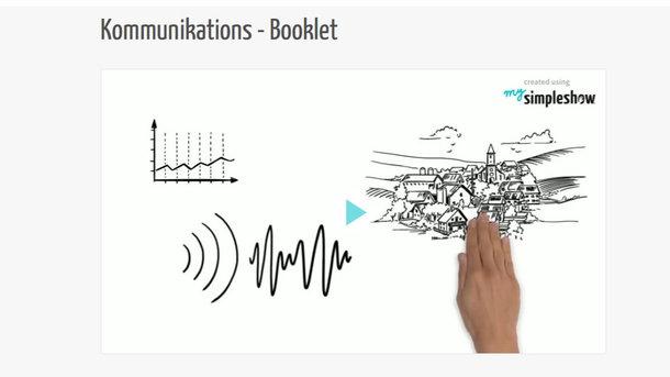 Booklet Erfolgreiche Kommunikation in Gemeinden