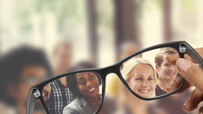 Gratis Brillen für Menschen am Existenzminimum