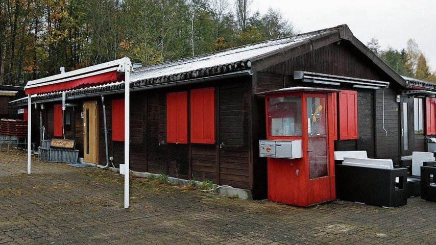 Flugplatz Beizli Buttwil