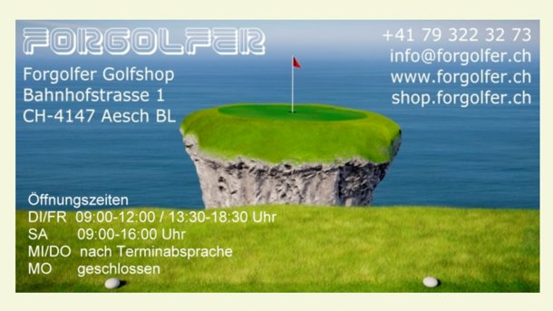 FORGOLFER Golfshop