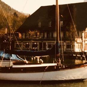 Classic Yacht  Projekt