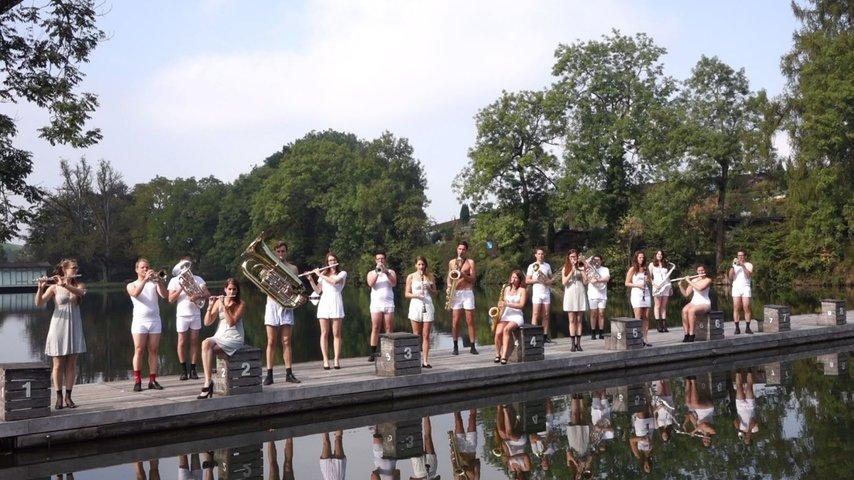 Neuuniformierung Musikgesellschaft St. Georgen
