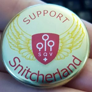 Button - Support Snitcherland