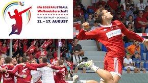 Faustball Weltmeisterschaft 2019 Winterthur