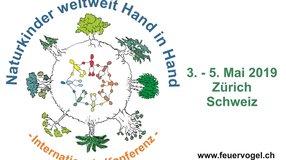 Naturkinder weltweit Hand in Hand
