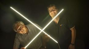 LED-Beleuchtung für die Kulthurnetz Tage