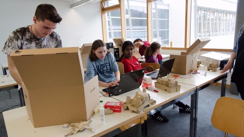 Ein Zuhause für ICT Scouts & Campus