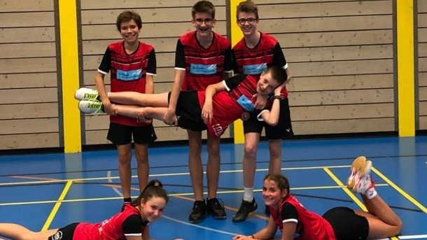 Mouvement Junior du Badminton Club La Chx-de-Fds
