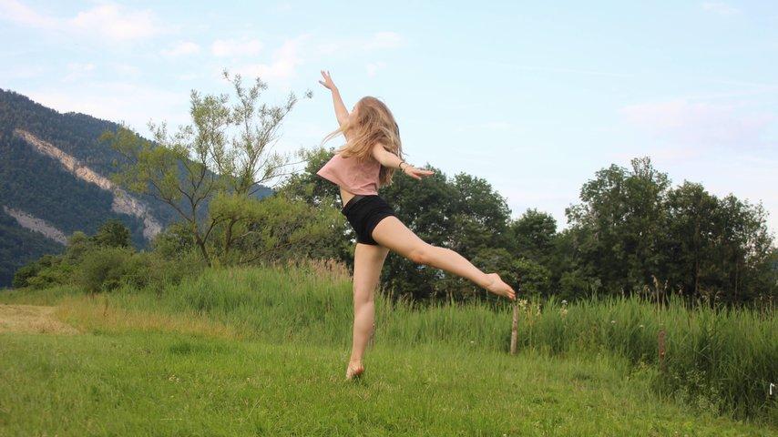 Tanz! Vor allem aus der Reihe