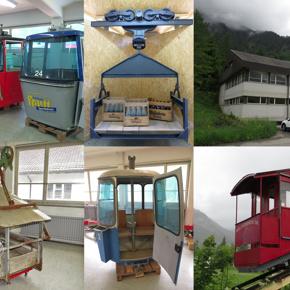Seilbahn Museum Schweiz - wo Geschichte lebt