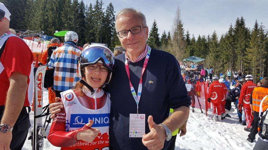 Special Olympics Run Zug