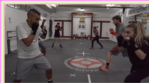Axios Boxing Lausanne
