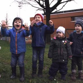 Kinderspielplatz Familie plus Hünenberg