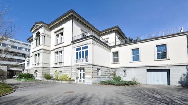 Ein Hospiz für St. Gallen