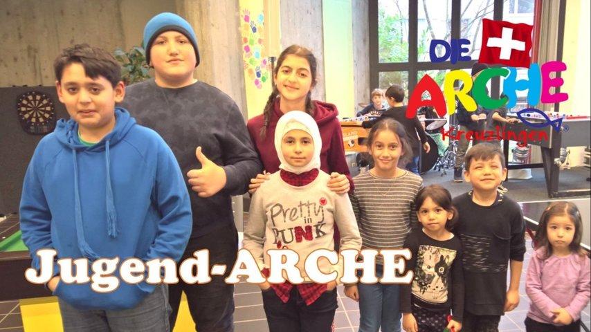 Jugendbereich der ARCHE