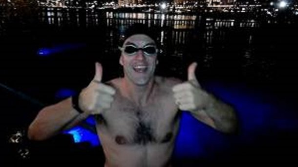 JCI Black Swim pour la Fondation BLACKSWAM