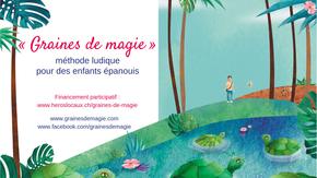 « Graines de magie », méthode ludique pour des enfants épanouis