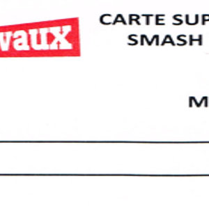 Abonnement Smash d'or