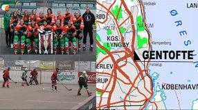 Inline Hockey Europa Cup Damen - Dänemark wir kommen!