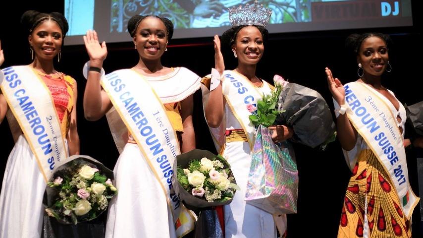 Miss Cameroun Suisse