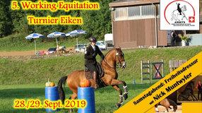 Working Equitation Turnier Eiken