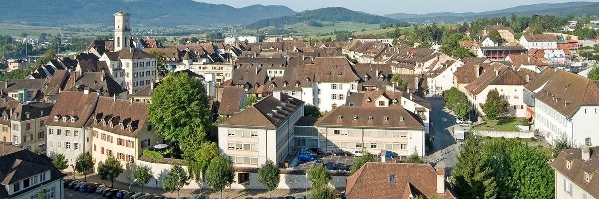 Banque Raiffeisen Région Delémont