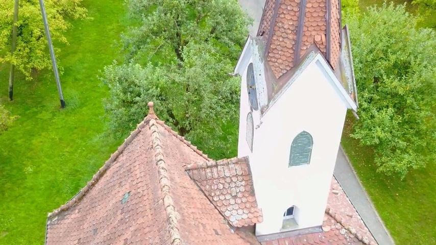 Sanierung der Kapelle Steinhof