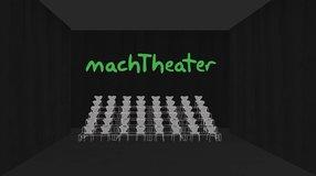machTheater - Tribünenplätze für unsere Zuschauer