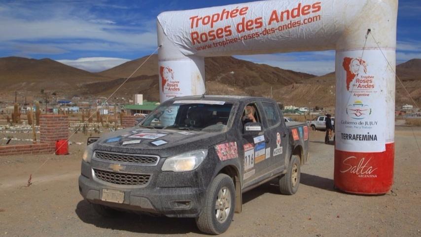 Trophée Roses des Andes 2018