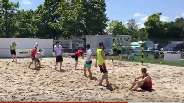 Junioren Beachhandball EM in Polen 2019